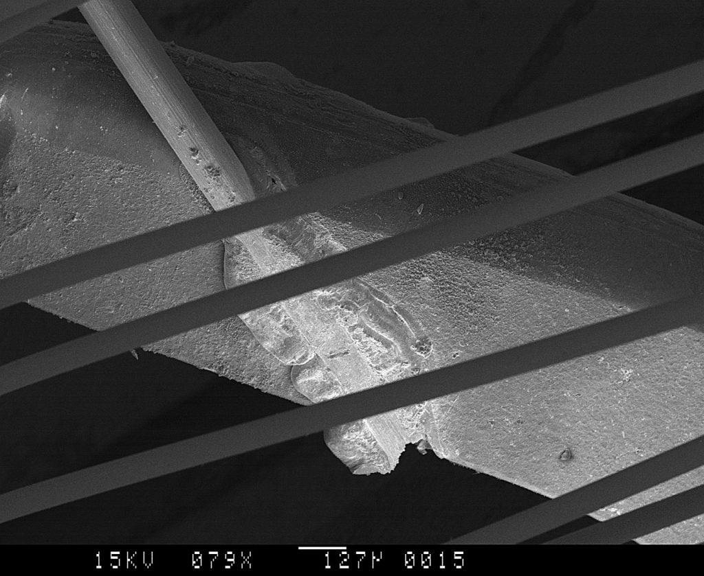 572B Tube Grid Spot Weld